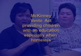Still frame from: Homelessness in King Co.  with Renton Liason Teachers