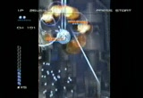 Still frame from: Ikaruga (GCN) Chapter 5 - 118 chain (arcade mode) - CCC_Shiner