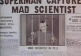 Still frame from: Superman: The Mad Scientist