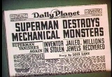 Still frame from: Superman: The Mechanical Monsters