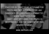 Still frame from: Anti Kerry - Swiftboat Vets Ad - any questions