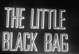 Still frame from: 'Tales of Tomorrow' - The little black bag (1952)
