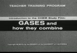 Still frame from: Lesson 1—Teacher Training Introduction to 'Gases and How They Combine'