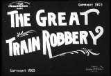 Still frame from: The Great Trainrobbery - Resampled edition!