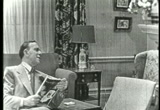 Still frame from: ''The George Burns and Gracie Allen Show'' - Harry Morton's Private Secretary