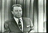 Still frame from: ''The George Gobel Show'' - 2 October 1954