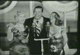 Still frame from: ''The Milton Berle Show'' - 13 March 1956