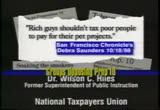 Still frame from: STRATEGIC SOLUTIONS COMMITTEE AGAINST UNFAIR TAXES