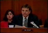 Still frame from: Waxman Hearings: Ugliness Revised