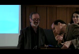 Still frame from: Terrence Deacon: Completing Darwin's one long argument