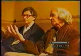 Still frame from: UG Interviewed by Willen de Ridder and Byron Katie