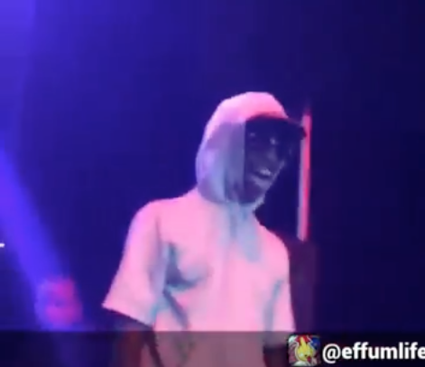 Young Thug Boo'd Off Stage In Lil Wayne's Home State Of Louisiana