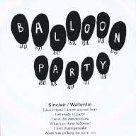 Scott Sinclair / Mariam Wallentin - Balloon Party