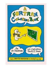 A FORTRAN Coloring Book : Kaufman, Roger. : Free Download, Borrow ...
