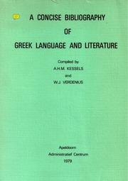 Kessels & Verdenius cover