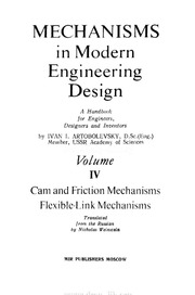 Community texts free books free texts free download borrow artobolevsky mechanisms in modern engineering design vol 4 fandeluxe Images