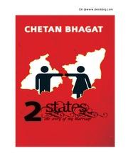Chetan Bhagat 2 States The Story Of My Marriage Pdf Chetan