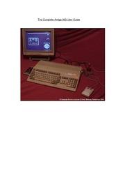 amiga manual complete amiga 500 user guide the 2003 hutchinson rh archive org Commodore VIC-20 Amiga 1000