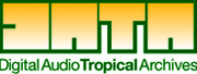 Digital Audio Tropical Archives