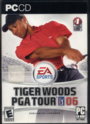 Ea Tiger Woods Pga Tour 2006 2005wineng Free Download Borrow And Streaming Internet Archive