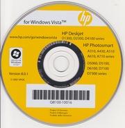 hp deskjet d4100 driver free download