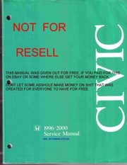 civic service manual product user guide instruction u2022 rh testdpc co civic ej6 ej7 ej8 (96-00) service manual.pdf civic ej6 ej7 ej8 (96-00) service manual.pdf