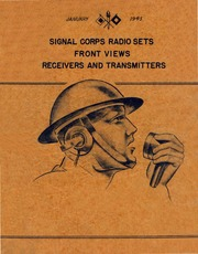 radio for beginners 1943