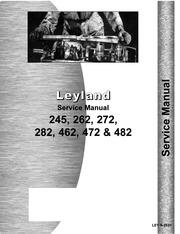 leyland service manual for q cab models 245 262 272 282 462 472 482 rh archive org leyland 245 tractor workshop manual 384 Leyland Turbo