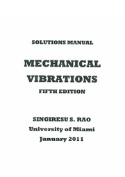 mechanical vibrations ss rao 5th edition solution manual free rh archive org mechanical vibrations rao 5th solution manual pdf free download mechanical vibrations 5th edition ss rao solution manual