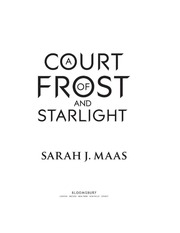 a court of frost and starlight epub vk