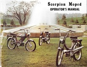 Scorpion Moped Operators Manual Scorpion Inc Free Download