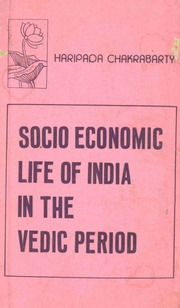 life in vedic period