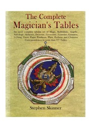 Stephen Skinner - The Complete Magicians Tables - 2007 : Stephen