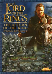 The Lord Of The Rings The Return Of The King Strategy Battle Game