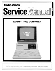 radio shack hardware manual tandy 1000 computer service manual rh archive org computer browser service manual or automatic computer browser service manual or automatic
