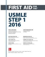 Usmle First Aid 2016 Step 1 Share And Care Free Download Borrow