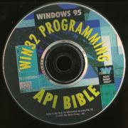 Windows 95 WIN32 Programming API Bible with CDROM