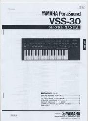 yamaha vss 30 service manual yahama free download borrow and rh archive org Yamaha X4500 yamaha vss 30 service manual