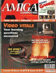 Amiga Computing Magazine