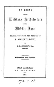 architecture in the middle ages essay