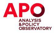 Analysis and Policy Online (APO)