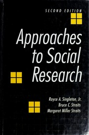 Approaches to social research singleton royce free download approaches to social research singleton royce free download borrow and streaming internet archive fandeluxe Gallery