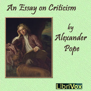 alexander pope essay on man audiobook Essay on man and other poems (dover thrift editions) [alexander pope] on amazoncom free shipping on qualifying offers.