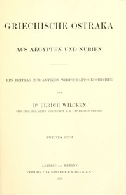 Wilcken cover