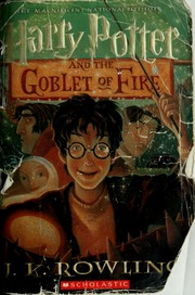 Download of fire free epub potter harry and goblet