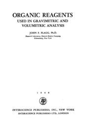 gravimetric and volumetric analysis