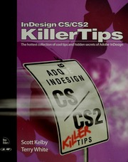 indesign cs cs2 killer tips kelby scott white terry