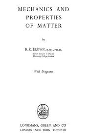 General Properties Of Matter Sengupta Chatterjee Pdf Download