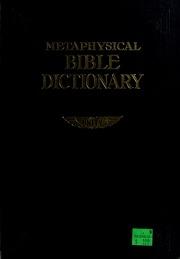 Metaphysical Bible Dictionary Pdf