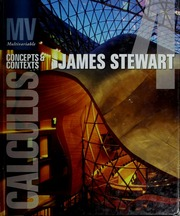 calculus stewart 4th edition pdf free